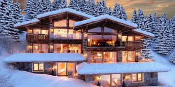 Mountain View Chalets