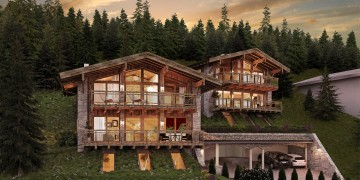 Lakeside chalets<br/>