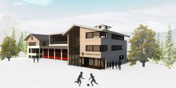 Vereinehaus Kaprun